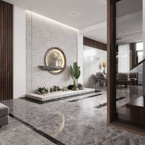 3569.Kitchen – Livingroom Scene 3dsmax File free download by Huynh Arc 3