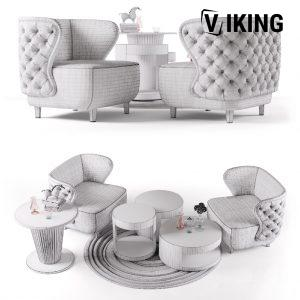 1475.Armchair 3dsmax File free download 2