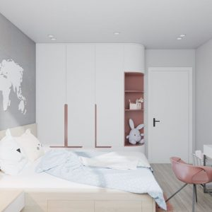 1647.Child Bed Sketchup File free download by DoNhuBa 2 1