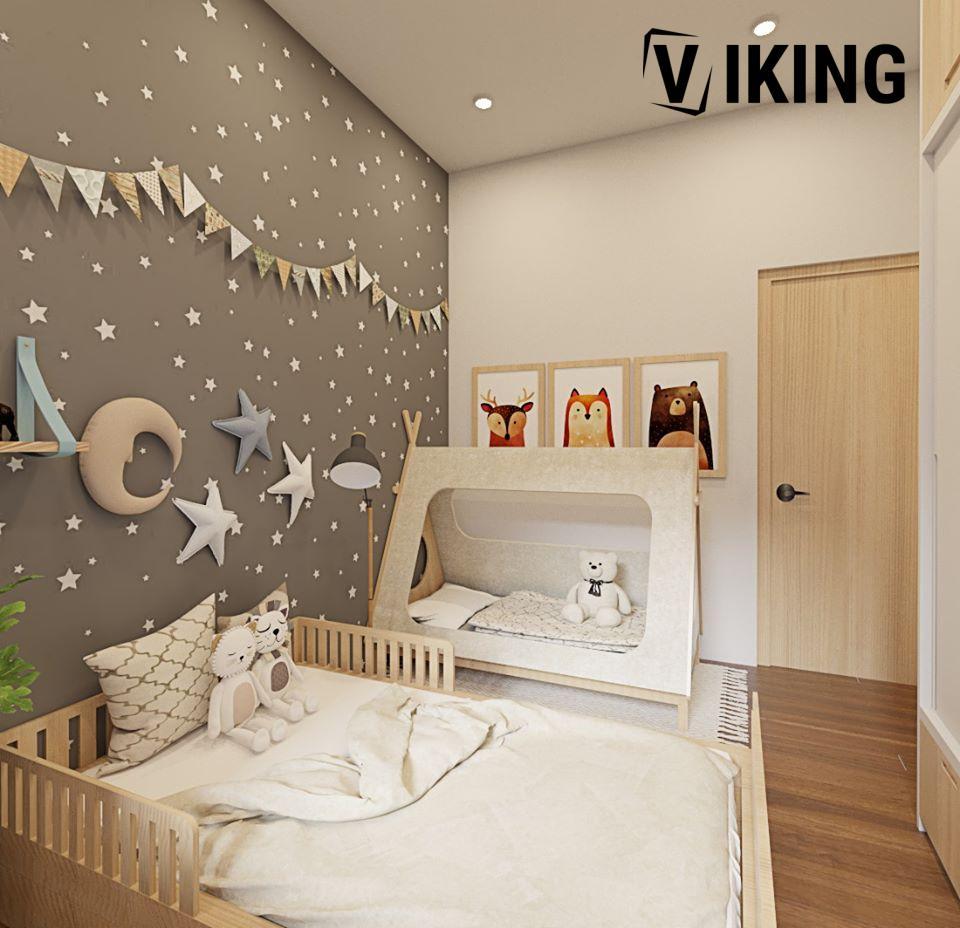 1726.Child Bed Sketchup File free download by Quoc Anh 1