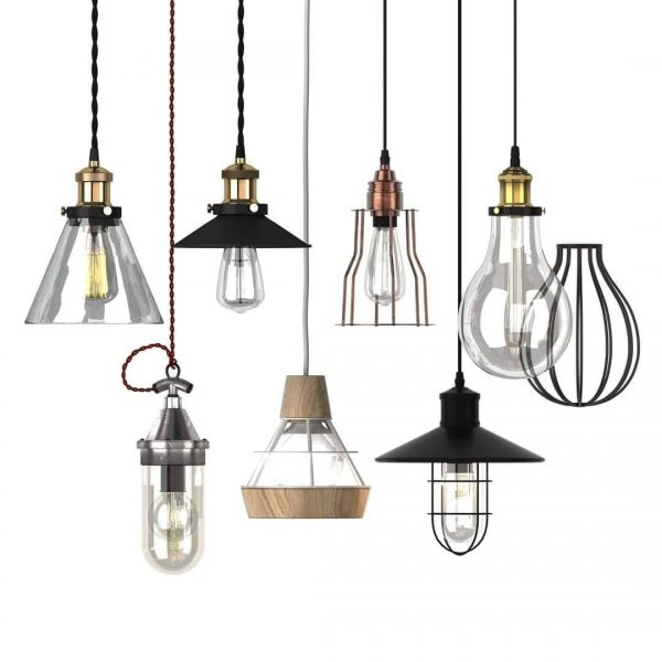 2459.Pendant Set Ceiling Light 3dsmax File free download by Arch Ayman Gaber