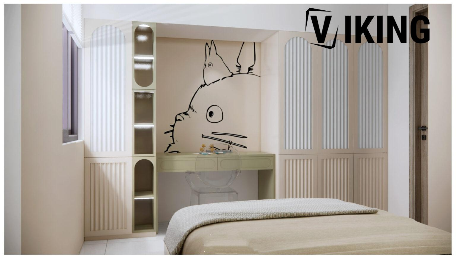 2730.Child Bed Sketchup File free download by Le Nguyen Van Thuyen 5 1536x868 1
