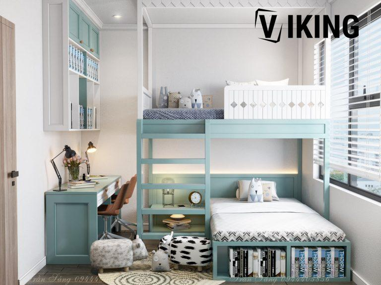 3008.Child Bed Sketchup File free download By Quang Sang 1 768x576 1