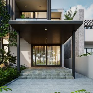 3612 Exterior House Scene Sketchup Model By Quoc Vi Phan 3 1536x878 1