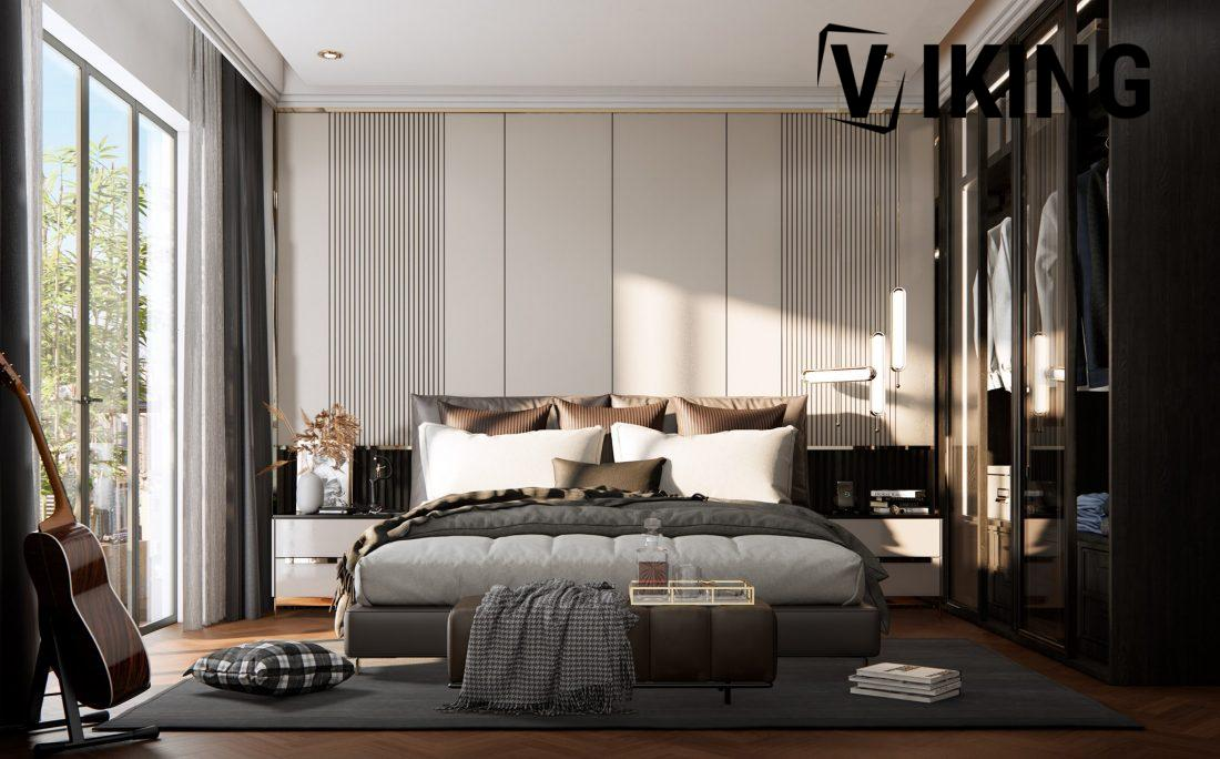 3739.Bedroom Scene Sketchup File free download by Thoai Tran scaled 1