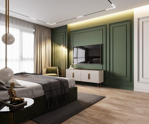 3946.Bedroom Scenes 3dsmax File free download by Xuan Hoat 1 scaled 1