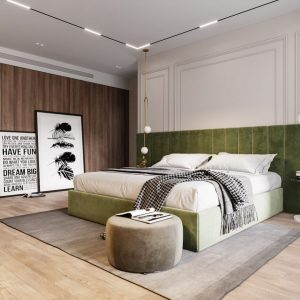 3946.Bedroom Scenes 3dsmax File free download by Xuan Hoat 2 scaled 1