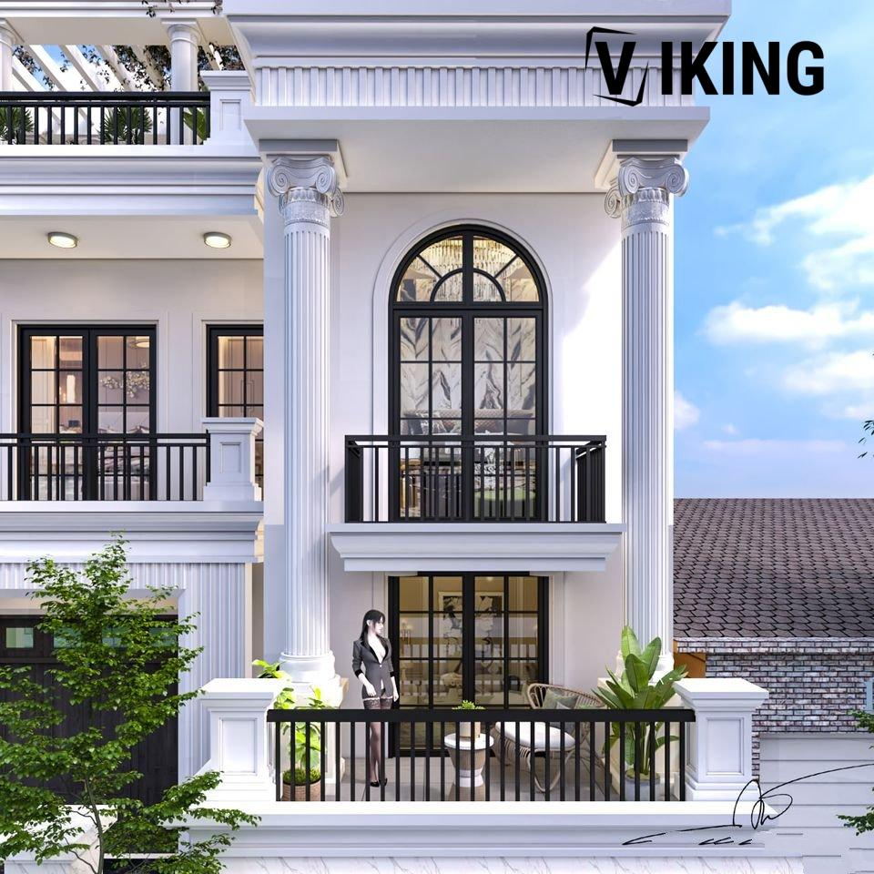3987 Exterior House Scene Sketchup Model By Do Duc Minh 4