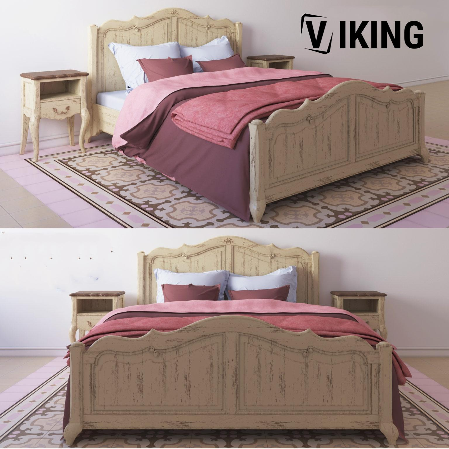 3D Bed Chateau HRL0 LG and nightstand open Chateau HRC1 Model 199 Free Download 1 1536x1536 3