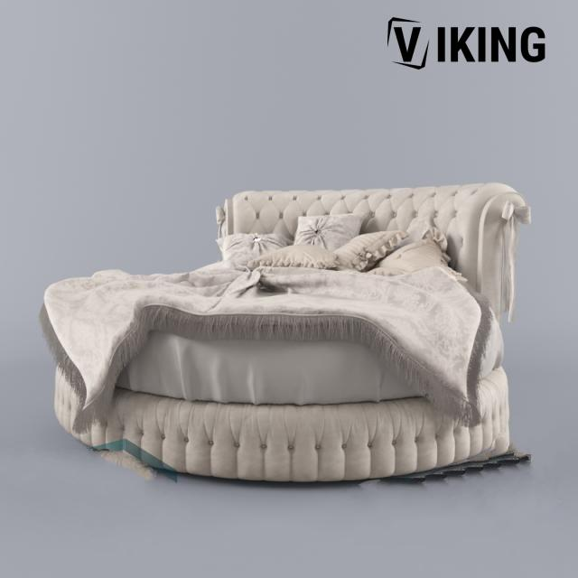 3D Bed Model 205 Free Download by Cong Thuan