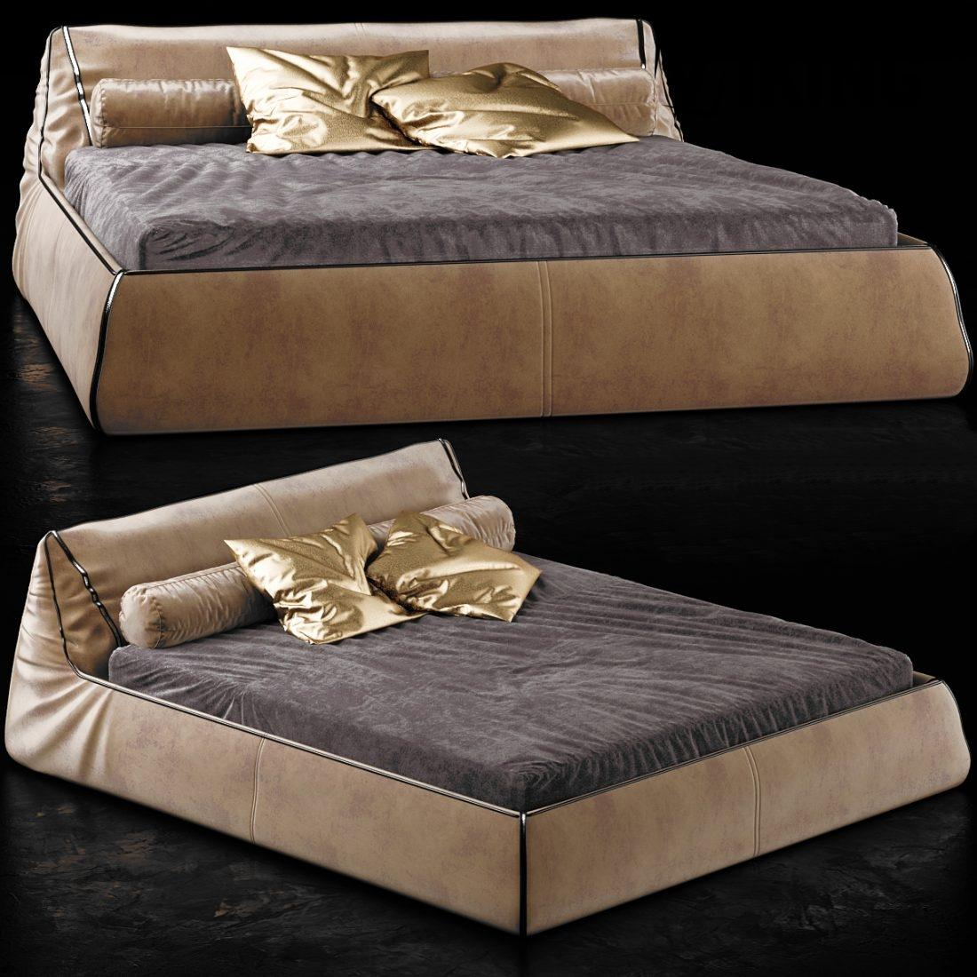 3D Gamma Suite Night Bed Model 154 Free Download 1 scaled 1
