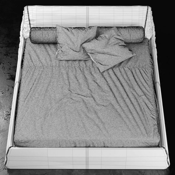 3D Gamma Suite Night Bed Model 154 Free Download 4 scaled 1