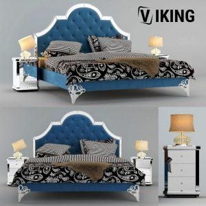3D Garda Bed Model 155 Free Download 1 scaled 1