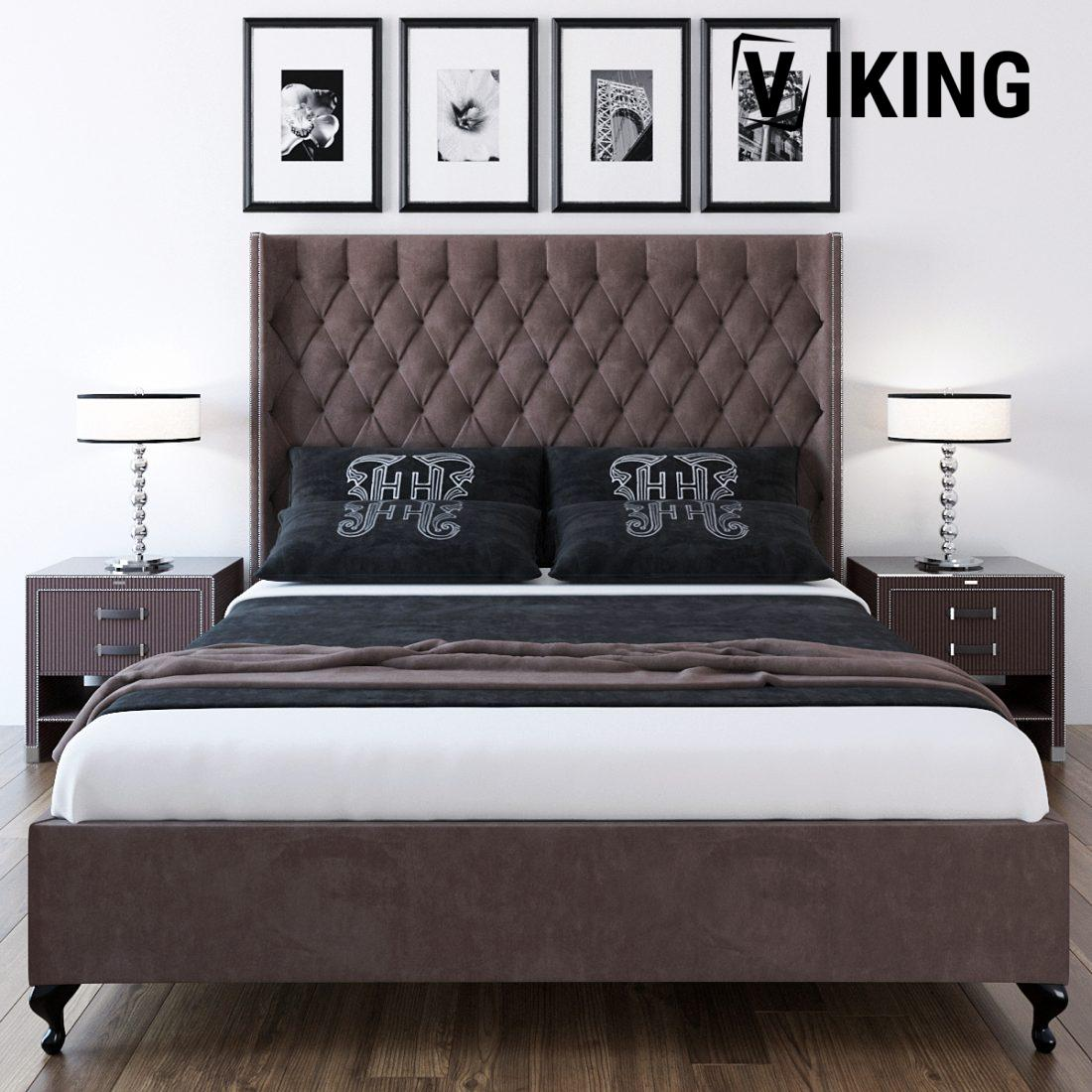 3D Gianfranco Ferre Home Bed Model 156 Free Download 2 scaled 1
