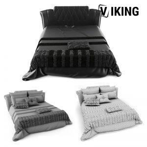 3D Kylies Luxury Bed Model 162 Free Download 3