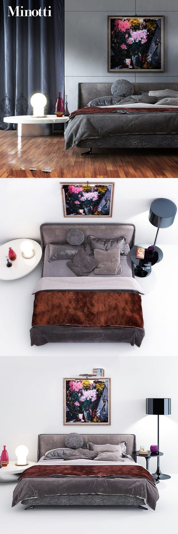 3D Minotti Spencer Bed Model 173 Free Download 2 768x2304 1