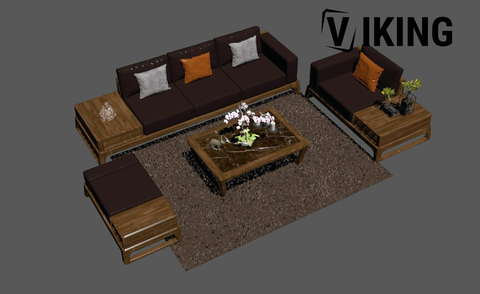 3D Model Sofa Oc Cho Dong Gia 238 By Le Hieu 1 1536x940 1
