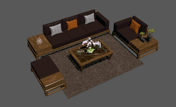 3D Model Sofa Oc Cho Dong Gia 238 By Le Hieu 1 scaled 1