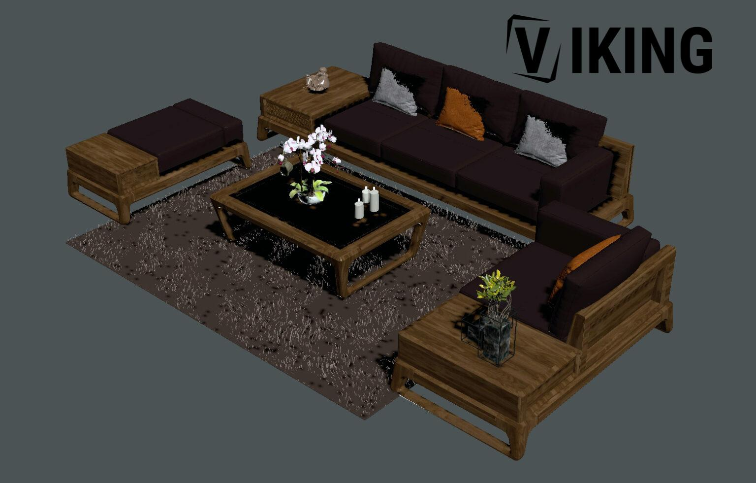 3D Model Sofa Oc Cho Dong Gia 238 By Le Hieu 3 1536x981 1
