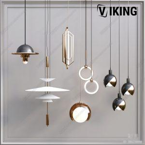 4194.Ceiling Lights Collection Sketchup File free download by Cuong CoVua 7 1531x1536 1