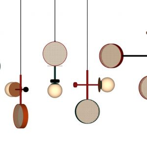 4194.Ceiling Lights Collection Sketchup File free download by Cuong CoVua 9 1536x869 1