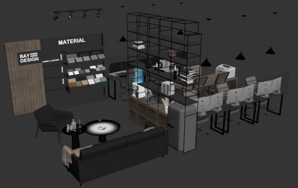4377.Officeroom Scenes 3dsmax File free download by Duc Nam 6 scaled 1