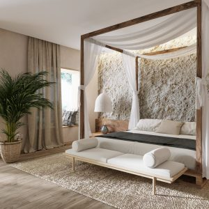 4453.Bedroom Scenes 3dsmax File free download by Ngo Minh Toan 3