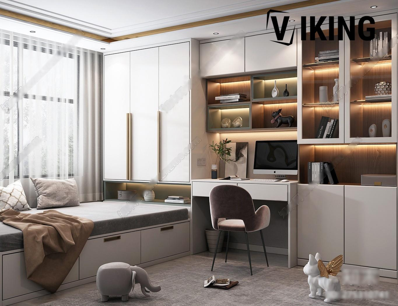 4468.Children room Scene Sketchup File free download by Cuong Covua