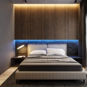 4482.Bedroom Scene Sketchup File free download by Le Quoc Tai 1