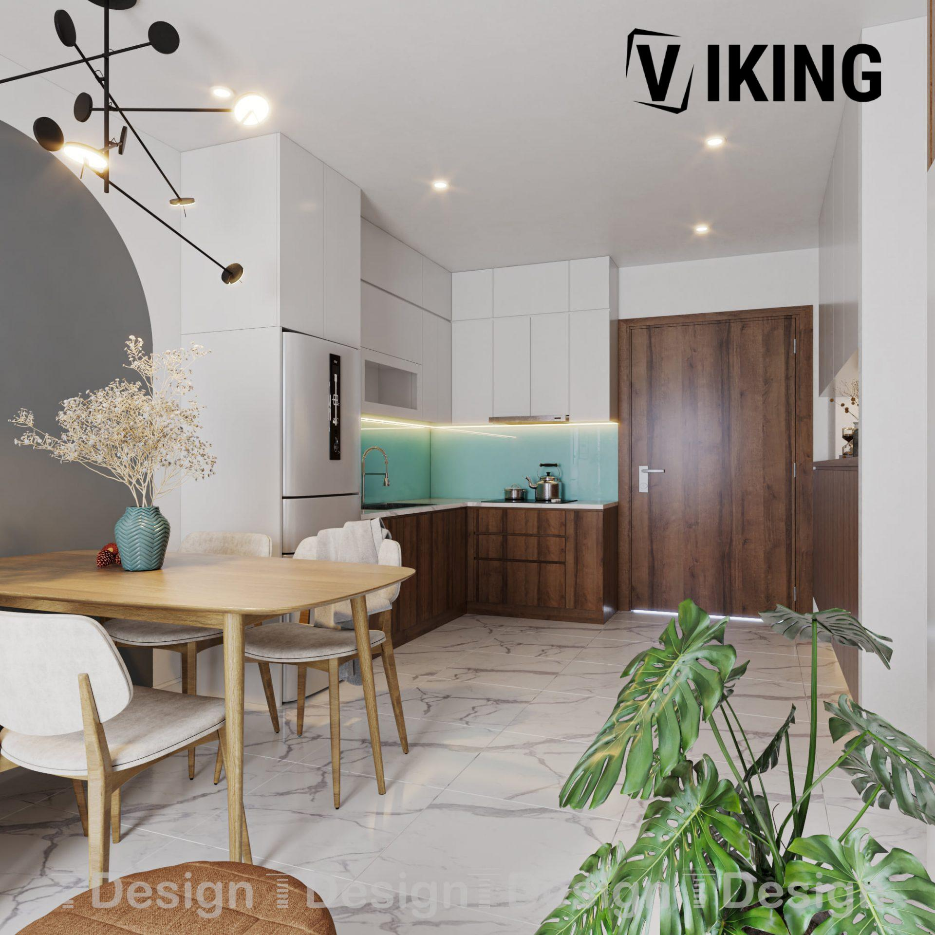 4534.Living Kitchenroom Scene Sketchup File free download by Trong Thanh 2