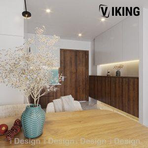 4534.Living Kitchenroom Scene Sketchup File free download by Trong Thanh 4