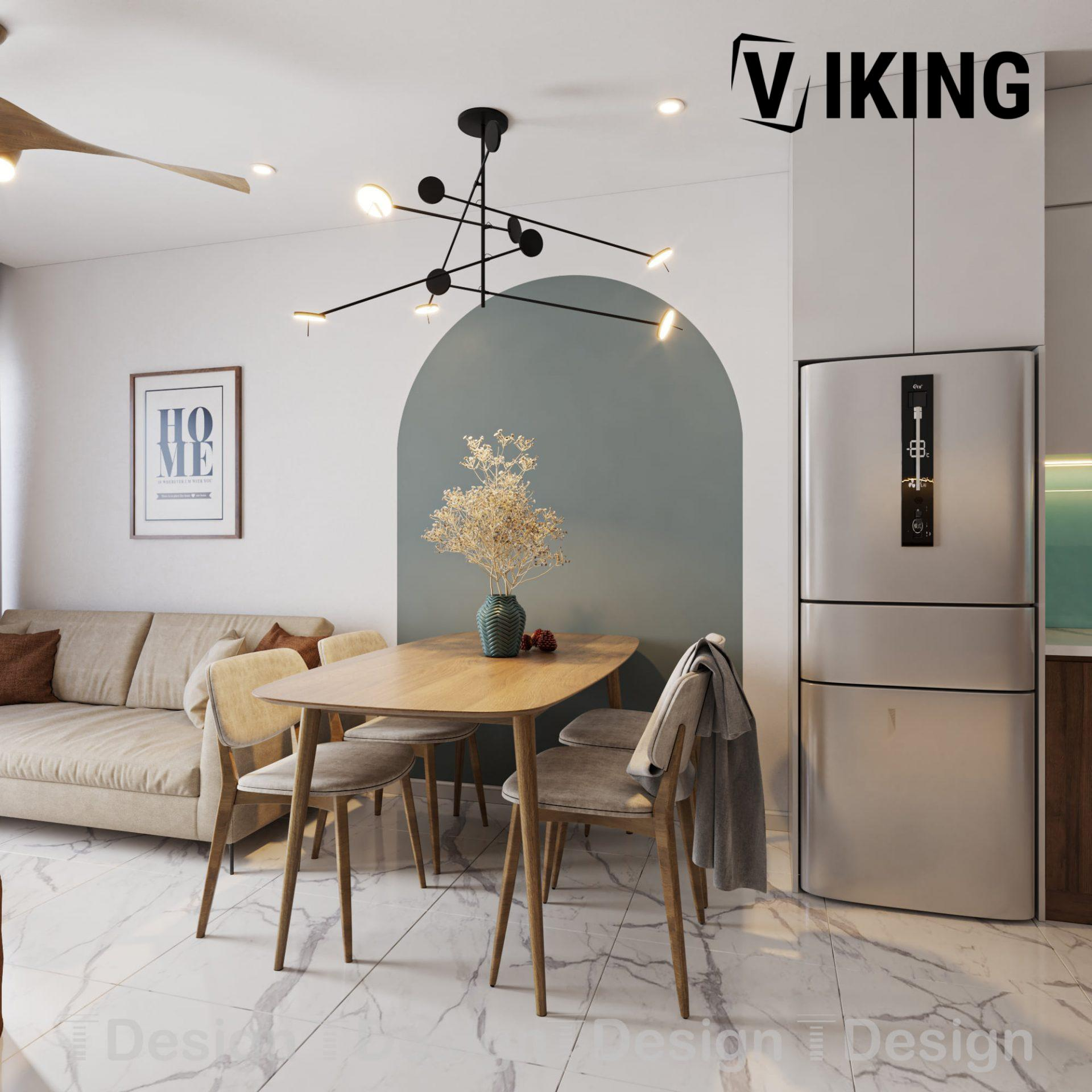 4534.Living Kitchenroom Scene Sketchup File free download by Trong Thanh 5