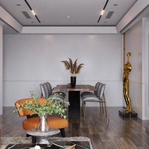 4552.Interior Apartment Scene 3dsmax File free download by Mai Long 3