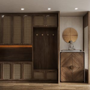 4586.Interior House Scene Sketchup File free download by Le Tuan Luc 4