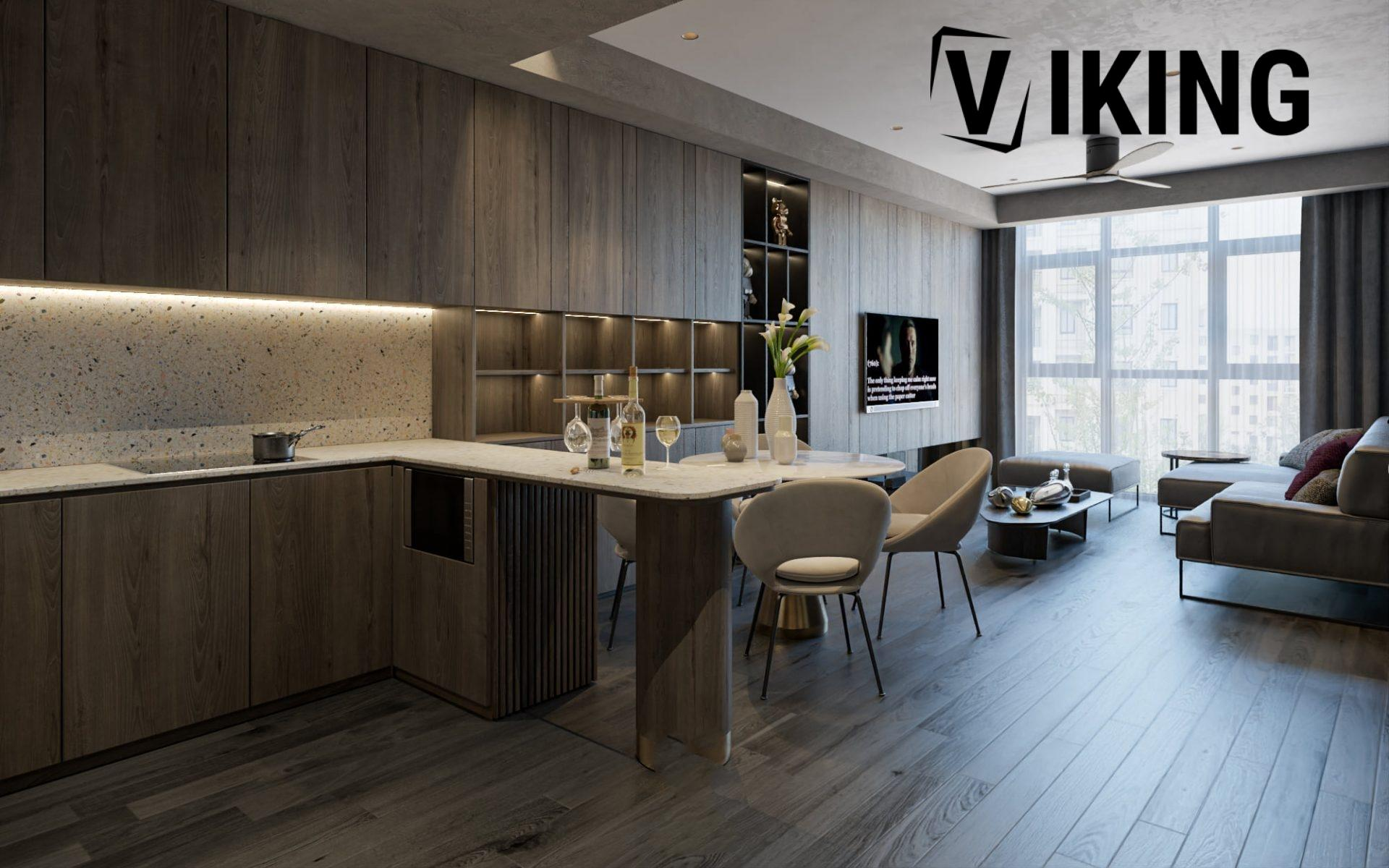 4591.Interior Apartment Scene 3dsmax File free download by Dat Le 1