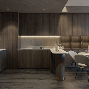 4591.Interior Apartment Scene 3dsmax File free download by Dat Le 2