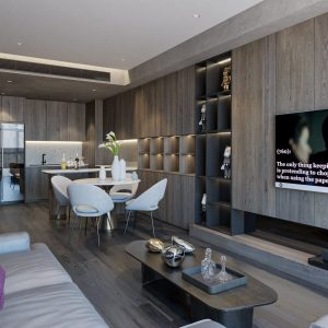 4591.Interior Apartment Scene 3dsmax File free download by Dat Le 3