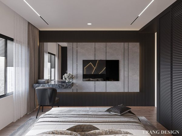 4594.Bedroom Scene 3dsmax File free download by Nguyen Phuong Trang 2