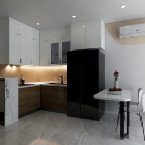 4600.Interior Apartment Scene Sketchup File free download by Pham Anh Tien 3