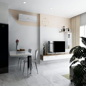 4600.Interior Apartment Scene Sketchup File free download by Pham Anh Tien 4