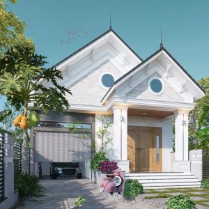 4759 Exterior House Scene Sketchup Model Free Download by DatHouzz 1 scaled 1