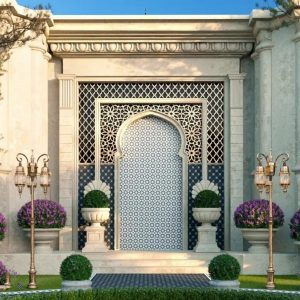 6115 TAJ MAHAL Exterior Scene Sketchup Model by Nguyen Dinh Quoc 11 scaled 1
