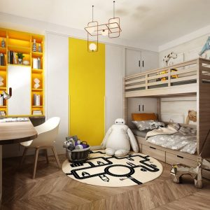786.Child Bed 3dsmax File free download by NguyenVanQuan 950x792 1
