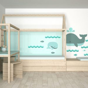 915.Child Bed 3dsmax File free download 1 scaled 1