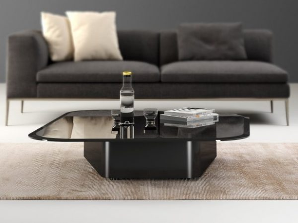 Free 3D Models Bridger Oval Side Table by Molteni C